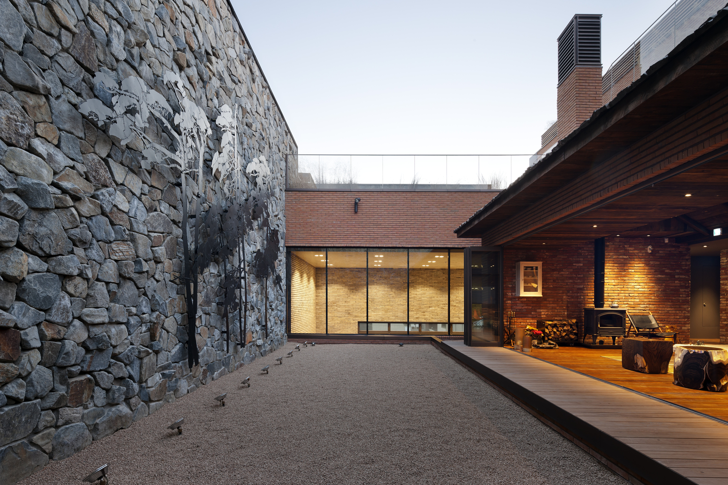 '0914' Flagship Store designed by TRU Architects reflects a co-working village in Seoul - Sheet7