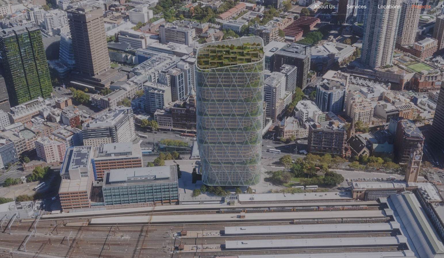 World's tallest commercial hybrid timber tower for Sydney revealed by SHoP Architects and BVN Design - Sheet1
