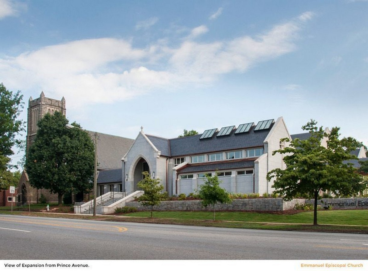 Emmanuel Episcopal Church Expansion and Renovation - Sheet1