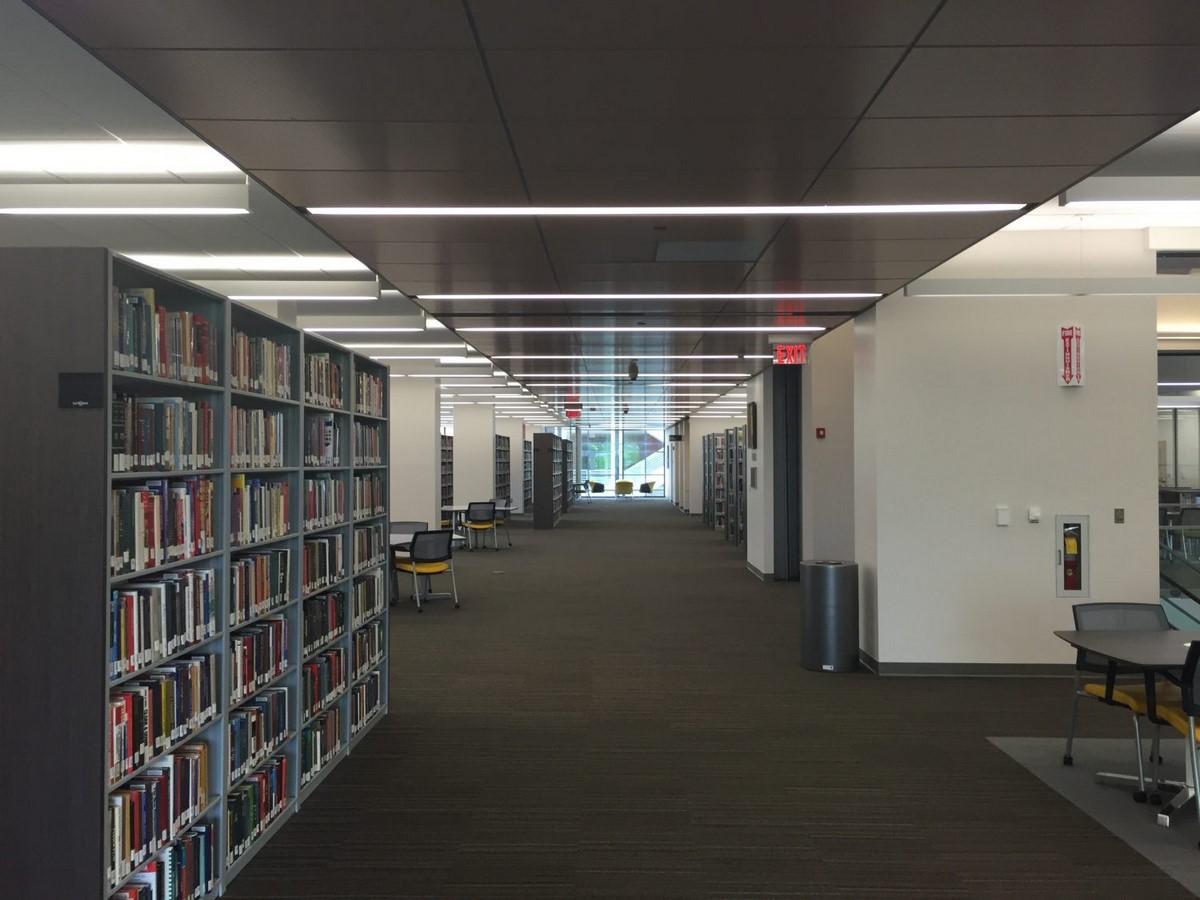 Gordon State College Hightower Library Renovation, Barnesville, Georgia - Sheet5