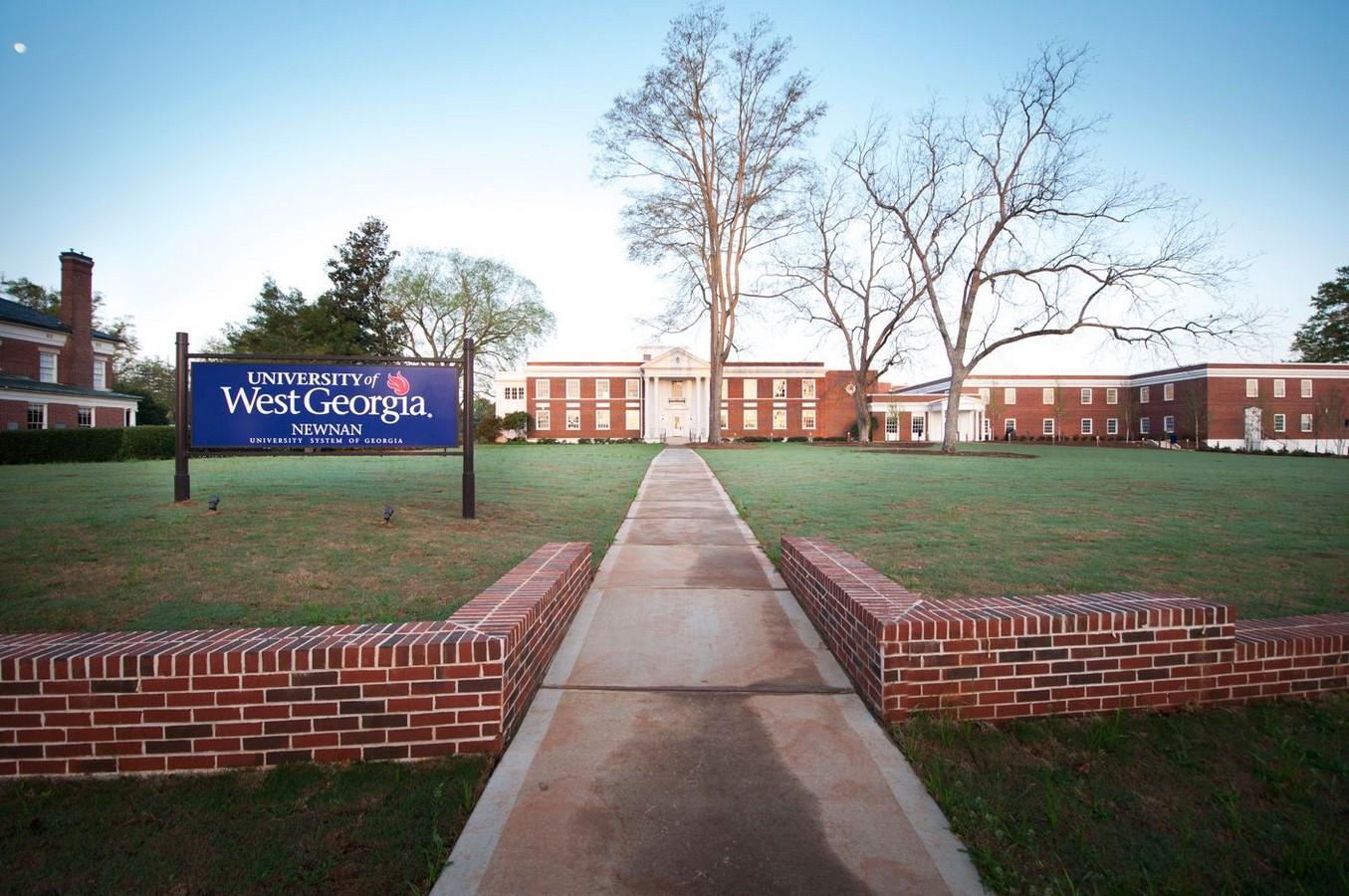 Newnan hospital renovation for the University of West Georgia - Sheet1