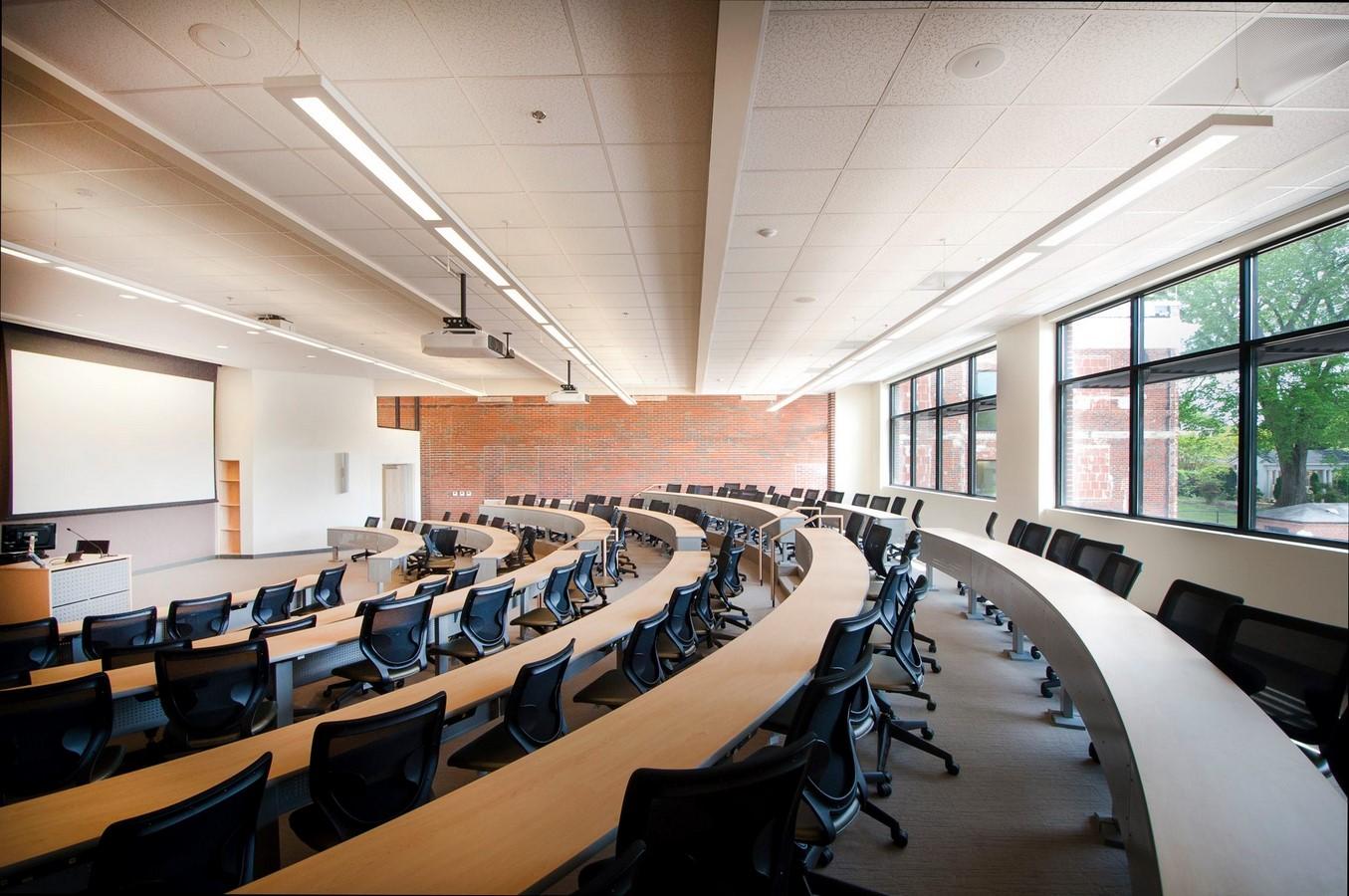 Newnan hospital renovation for the University of West Georgia - Sheet2