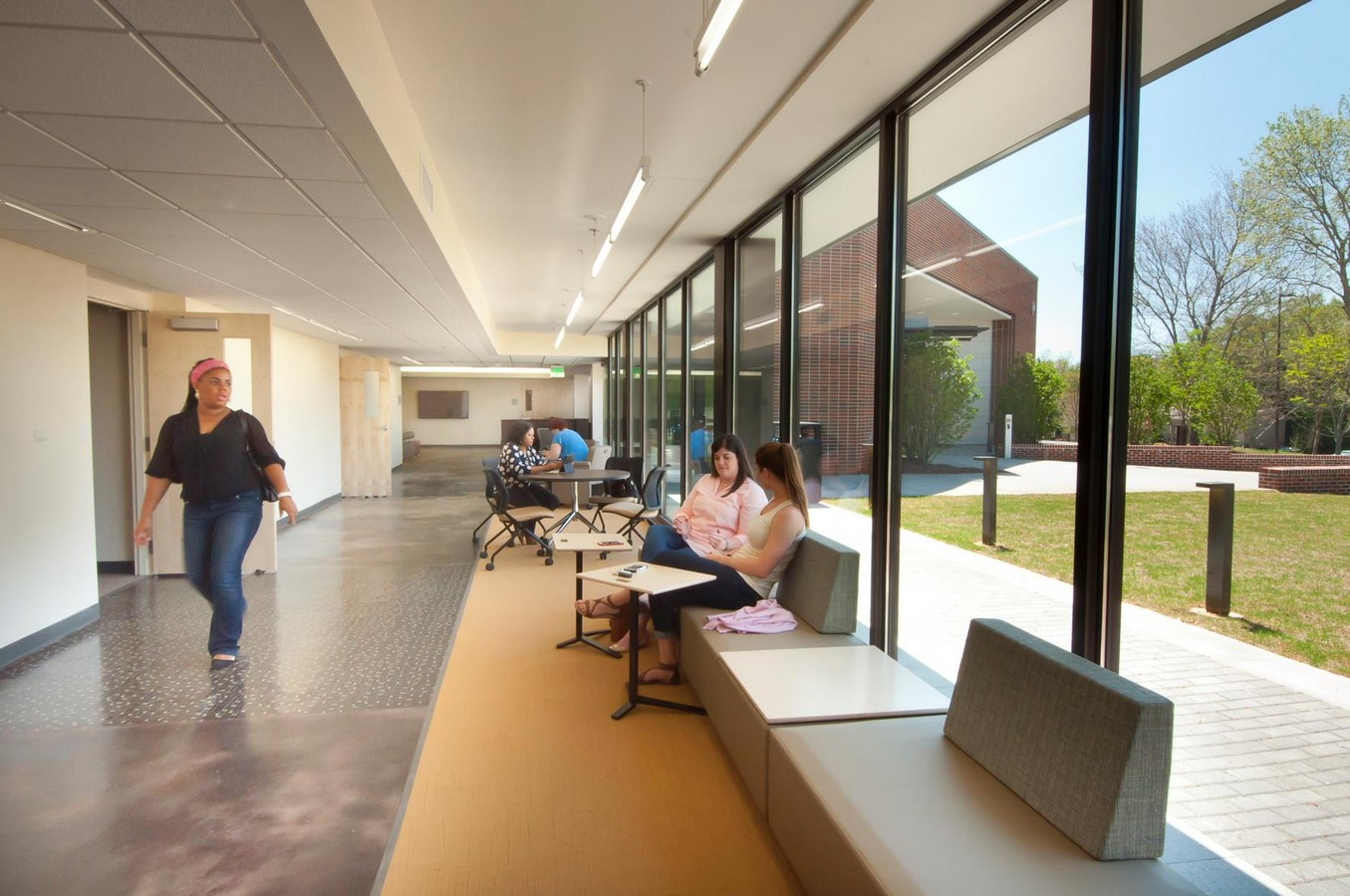 Newnan hospital renovation for the University of West Georgia - Sheet4