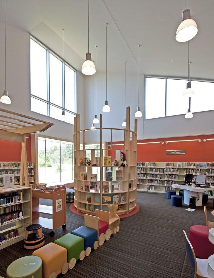 Palmetto Library, at Palmetto, Georgia - Sheet5