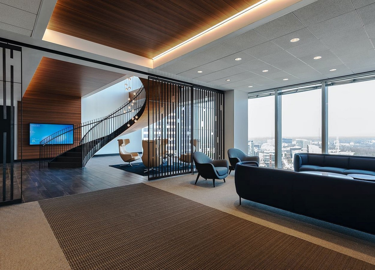 Roark Capital Group Corporate Office Renovation at Atlanta, Georgia - Sheet3