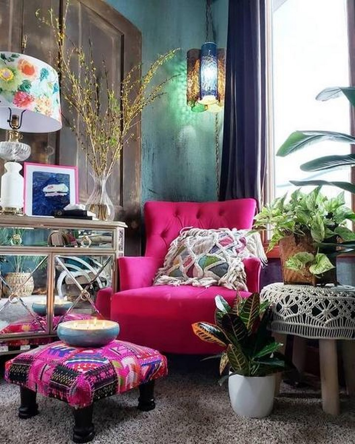 BOHO CHIC WITH ECLECTIC AMBIANCE - Sheet1
