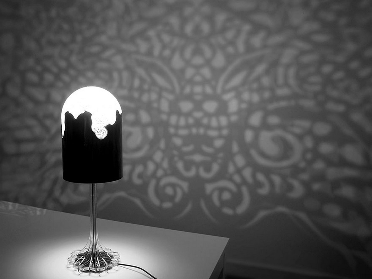3D Printed Lamps - Sheet1