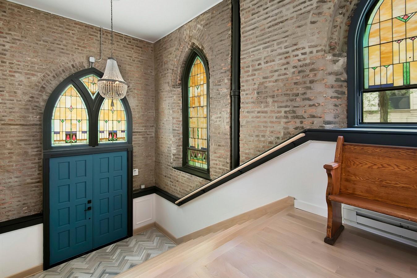 Church Restoration into Residence, Chicago - Sheet2