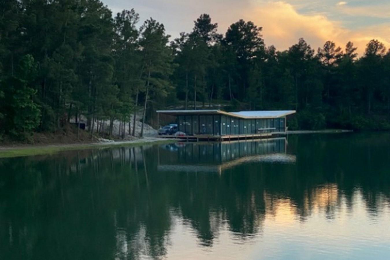 Riverside Lake House - Sheet1