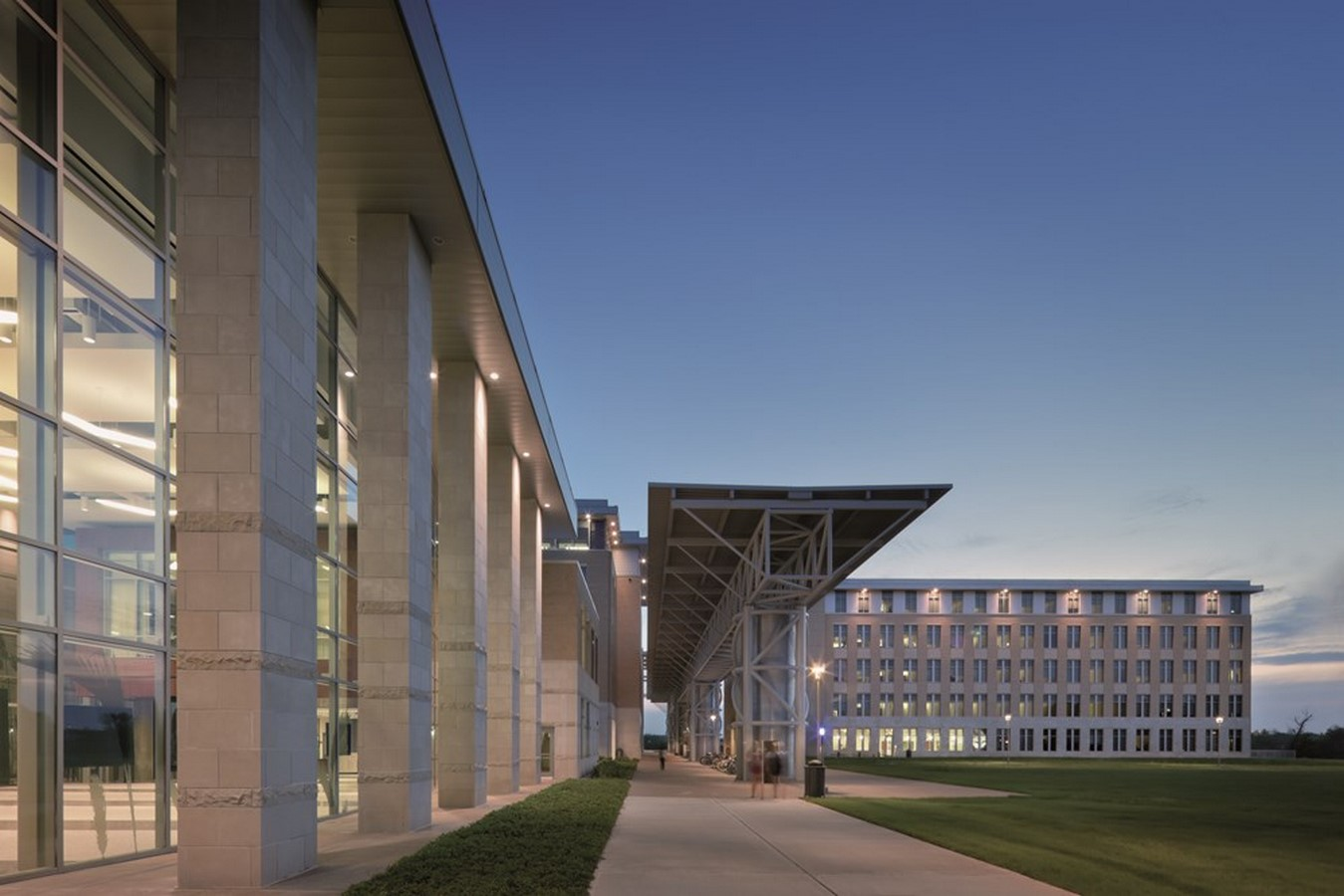 TEXAS A&M UNIVERSITY AGRICULTURE AND LIFE SCIENCES COMPLEX - Sheet2
