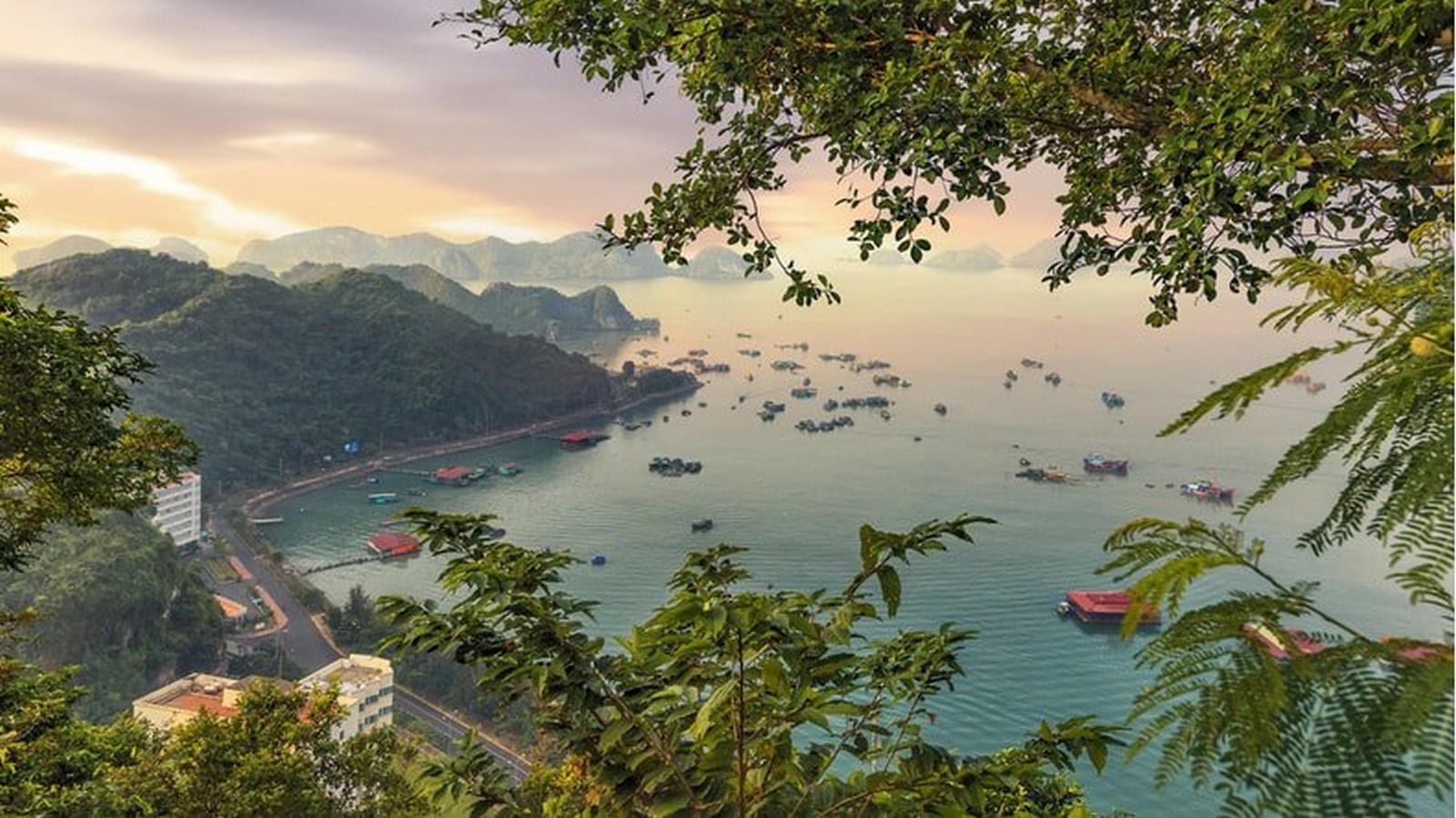 Cat Ba Island In Vietnam - Sheet2