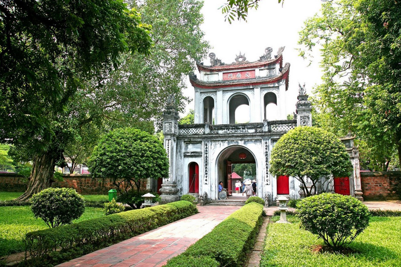 TEMPLE OF LITERATURE, HANOI - Sheet4