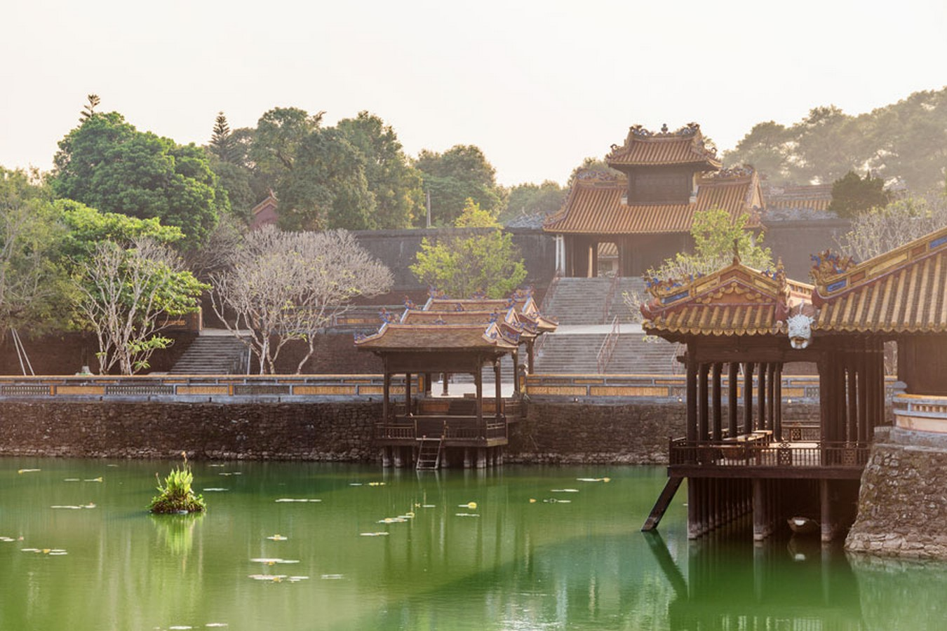 THE COMPLEX OF HUE MONUMENTS - Sheet3