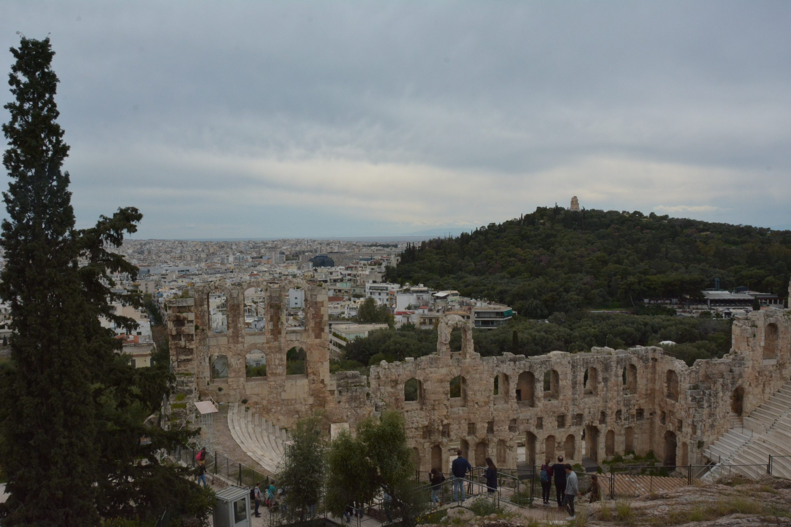 Odeon of Herodes Atticus - Sheet2