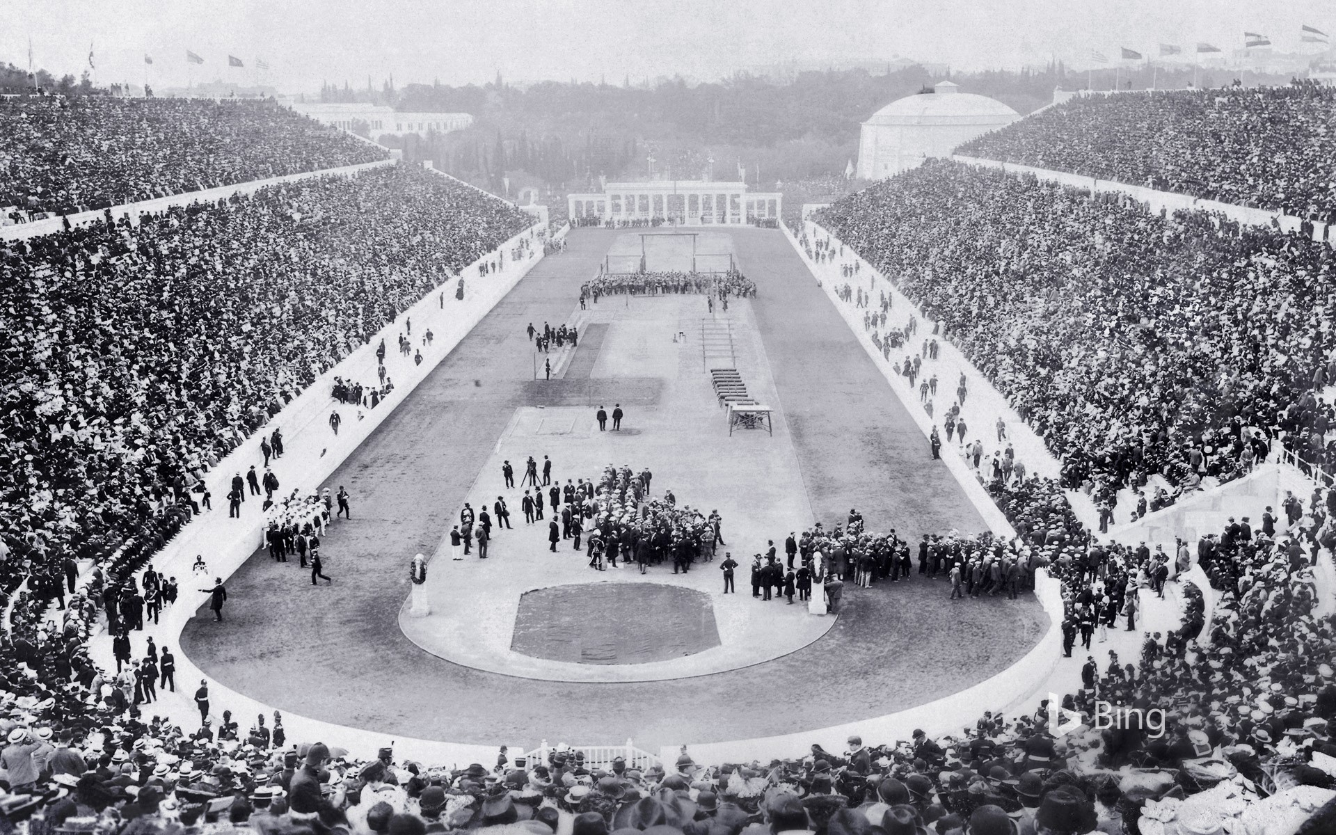 Panathenaic Stadium - Sheet1