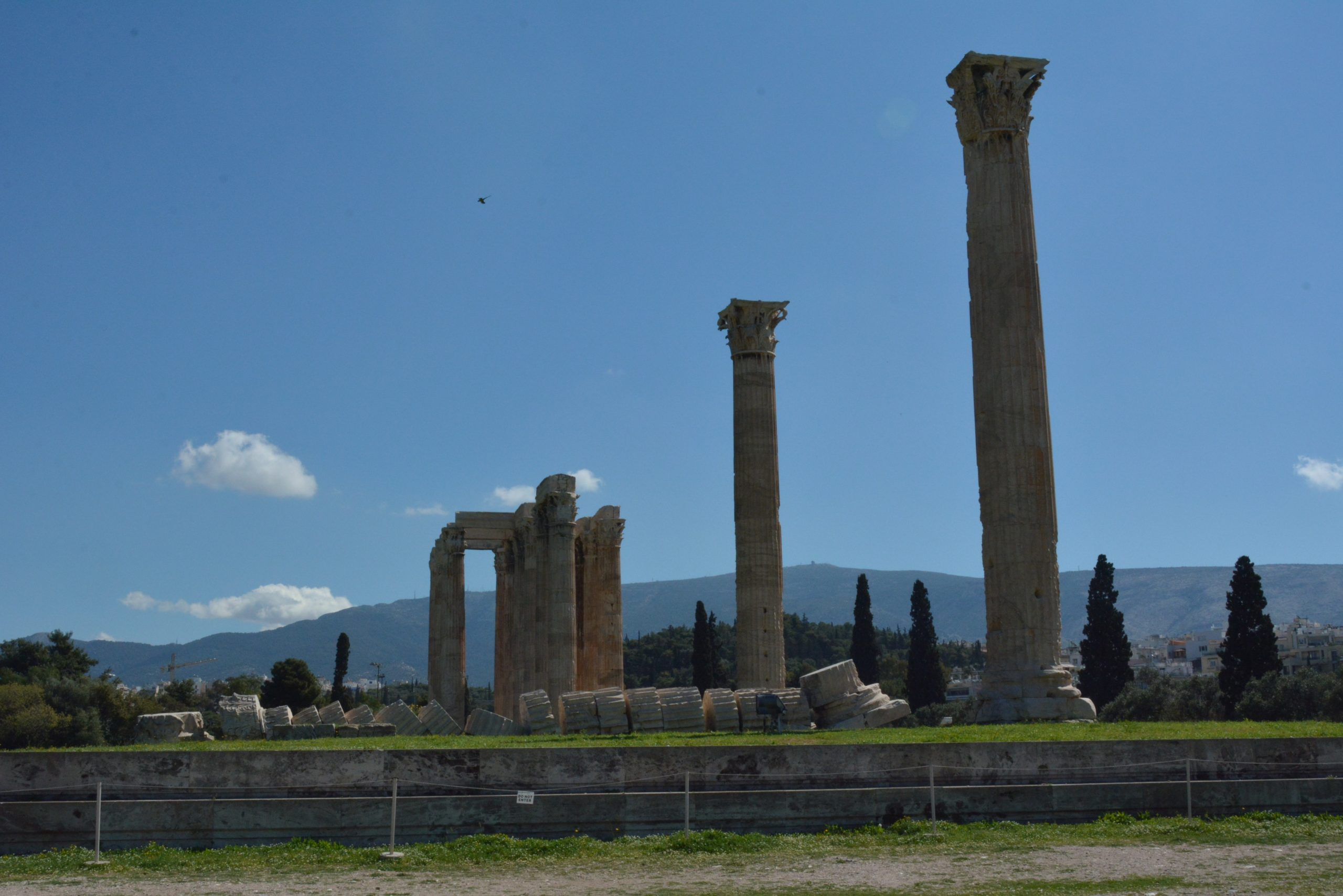 The Temple of the Olympian Zeus - Sheet3