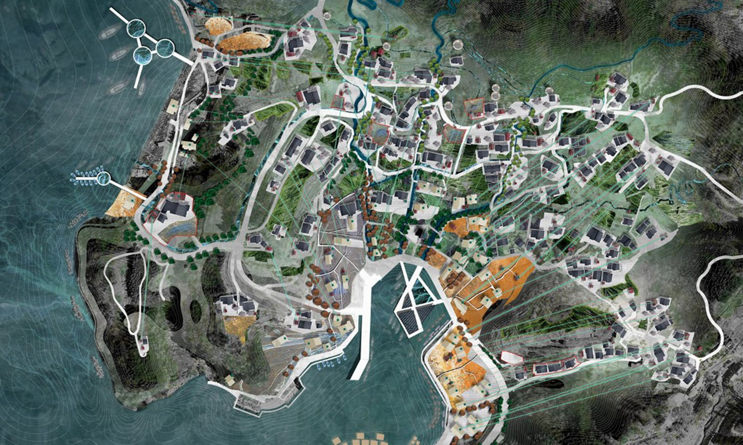 10 Masters options for architects interested in Landscape Architecture - Sheet9