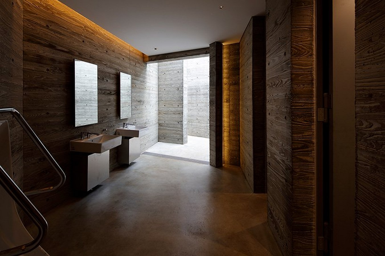 Concrete Tokyo toilet designed by Wonderwall references primitive Japanese huts - Sheet4