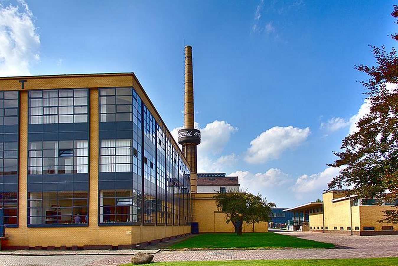 Fagus Factory by Walter Gropius and Adolf Meyer - Sheet3