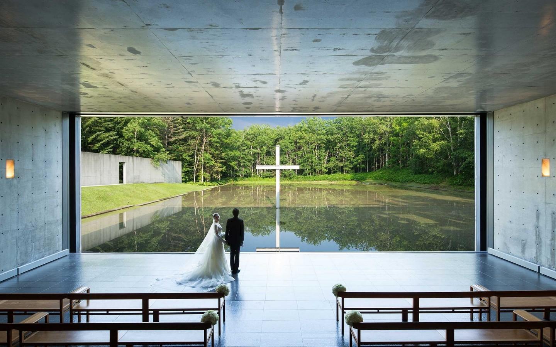 Church on the Water, Shimukappu by Tadao Ando - sheet 6