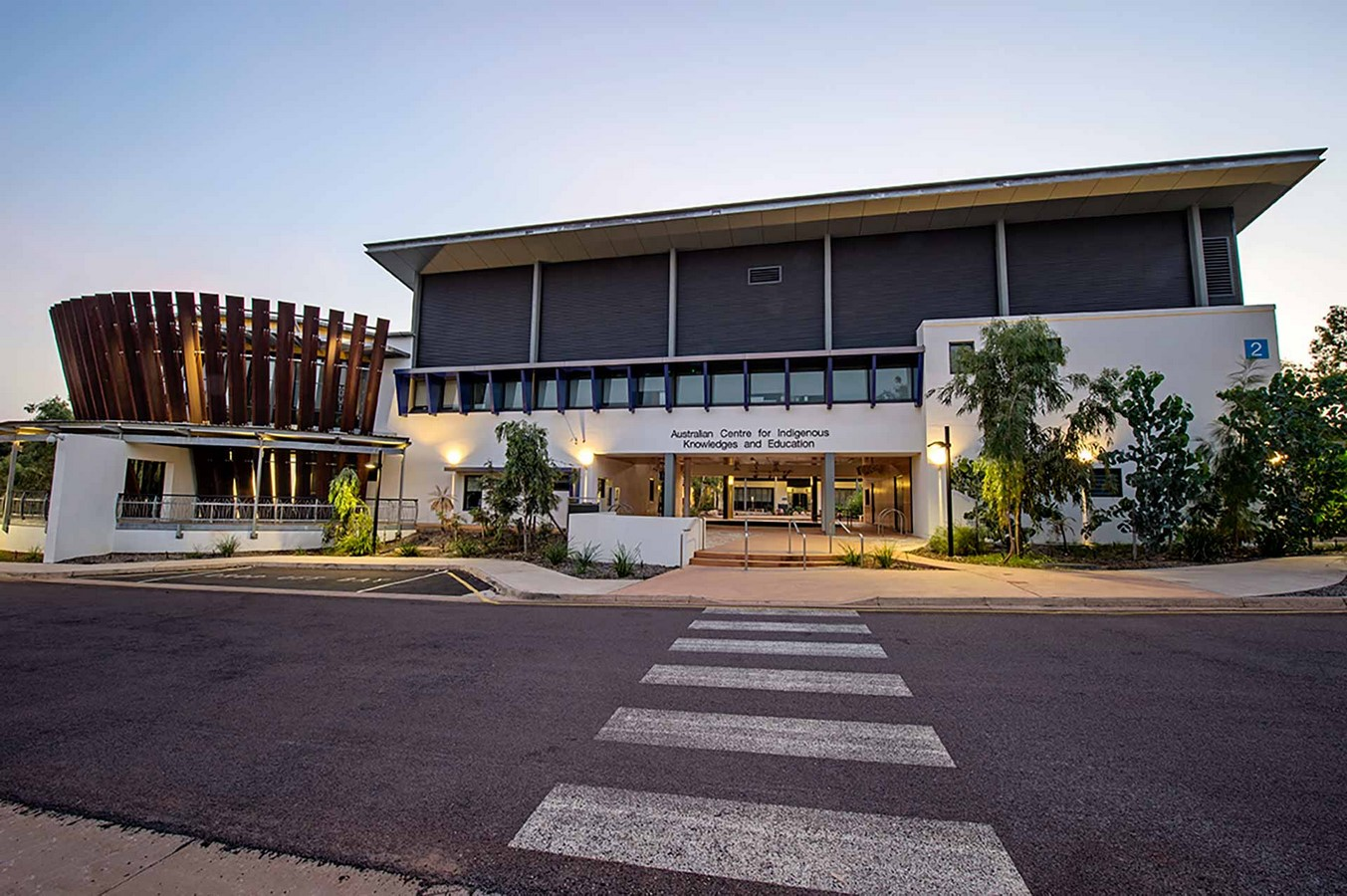 sustainable buildings - Australian Centre - sheet 1