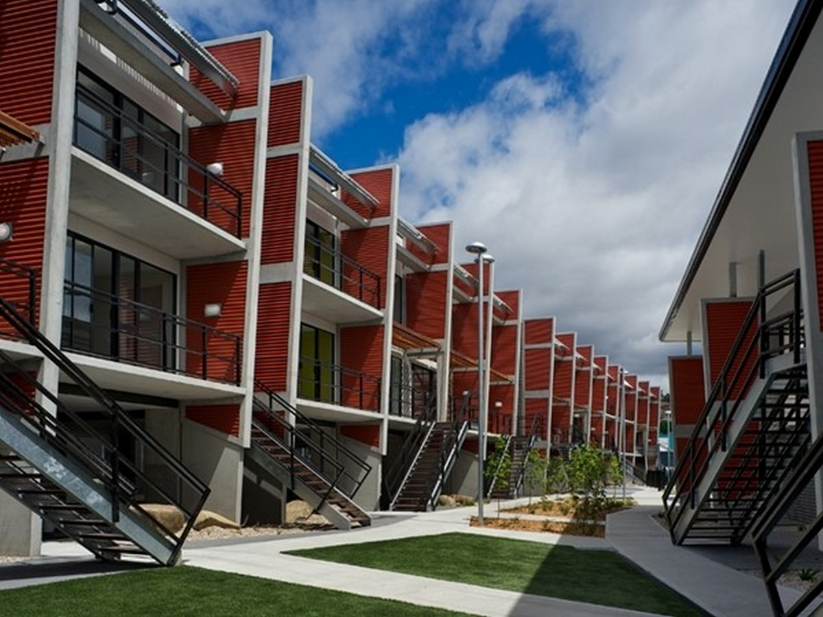 Sustainable Buildings - Hopkins street affordable housing - sheet 20