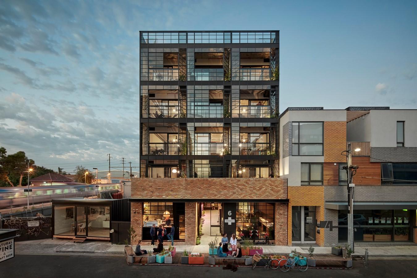 Sustainable Buildings - Nightingale - sheet 26