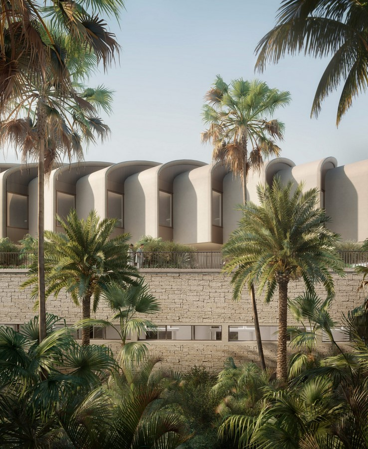 Construction begins on Cairo's New Global Heart Hospital designed by Foster + Partners - Sheet4