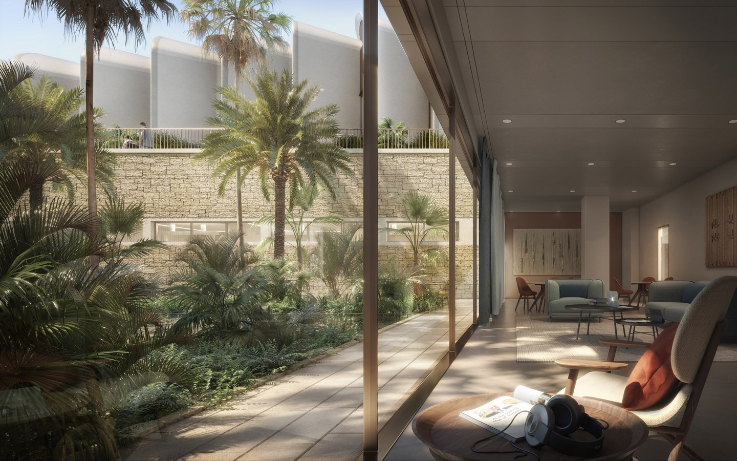 Construction begins on Cairo's New Global Heart Hospital designed by Foster + Partners - Sheet5
