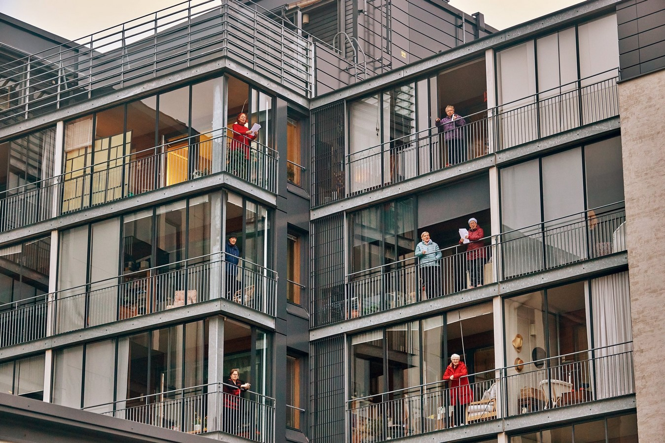 How balconies gained importance in Lockdown? - Sheet4