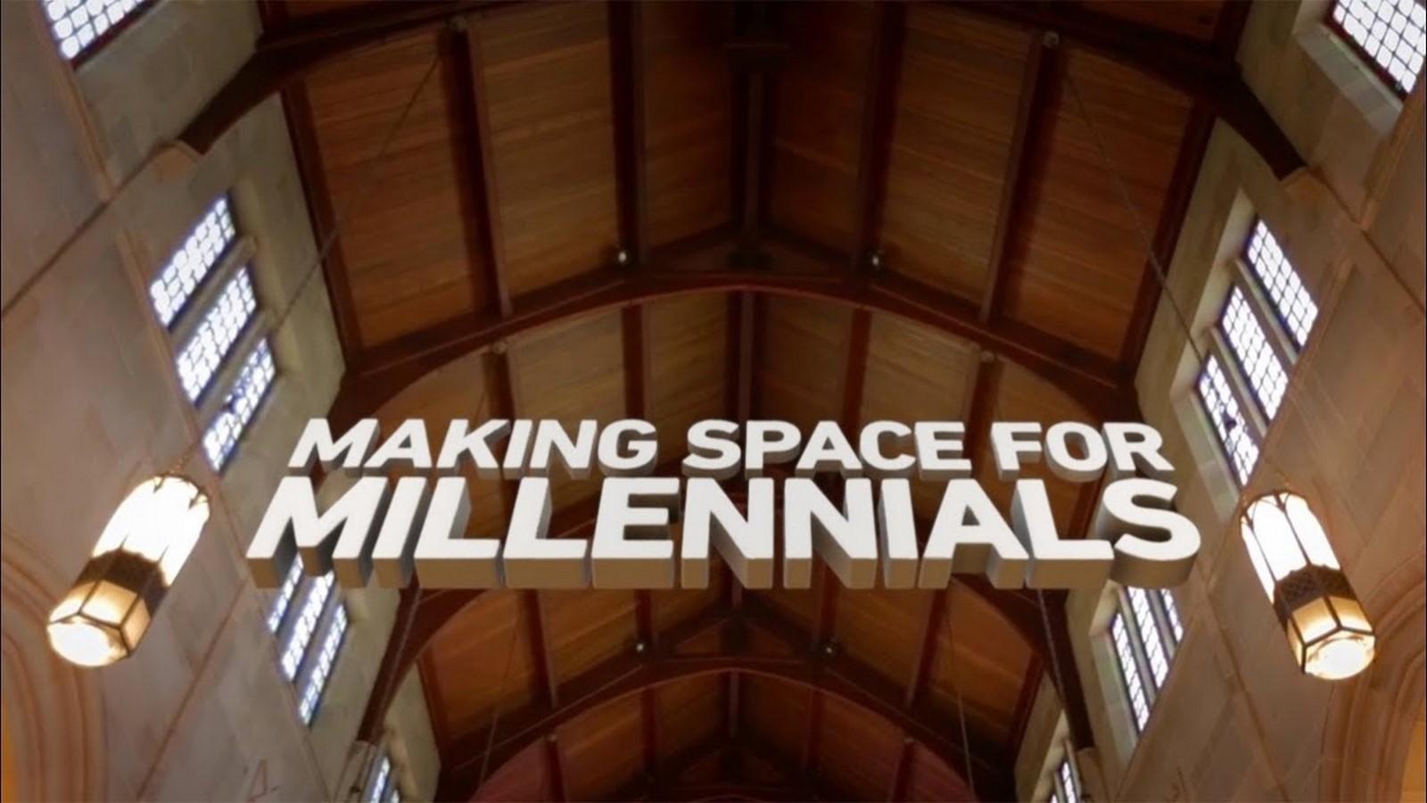 Making Space for Millennials - Sheet1