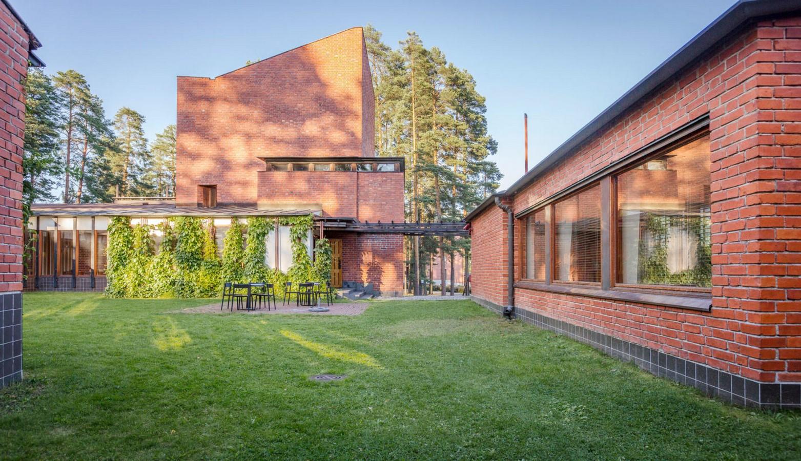 Alvar Aalto: Collaboration in Architecture - Sheet10