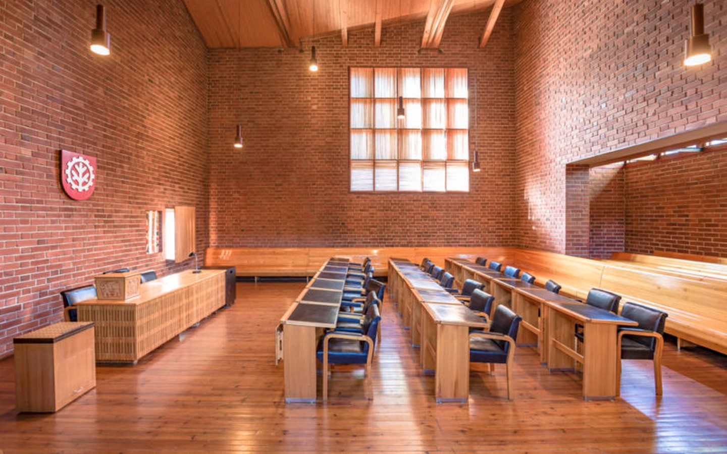 Saynatsalo Town Hall by Alvar Aalto: Collaboration in Architecture - Sheet8