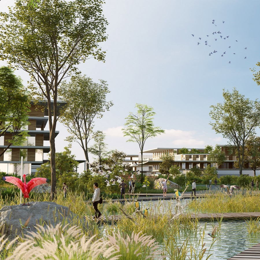 'BIOTIC' technology and innovation district for Brasilia revealed by Carlo Ratti - Sheet1
