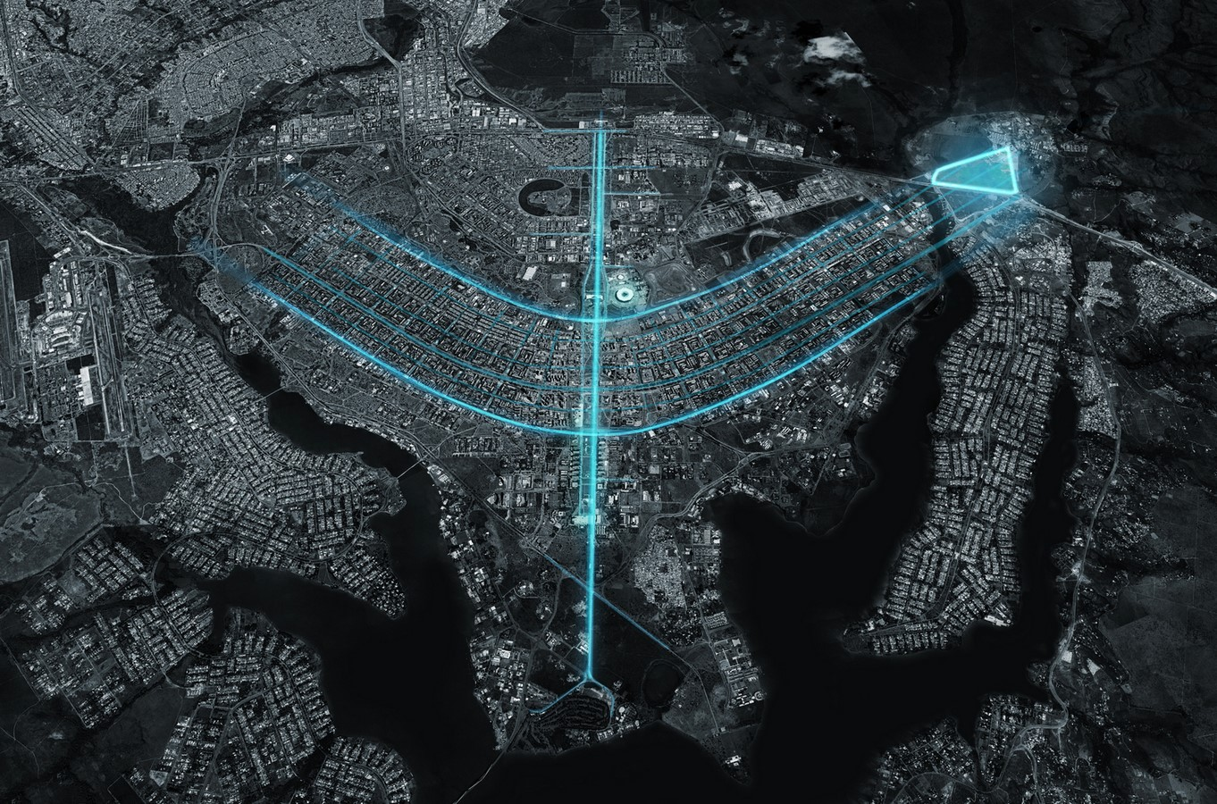 'BIOTIC' technology and innovation district for Brasilia revealed by Carlo Ratti - Sheet3