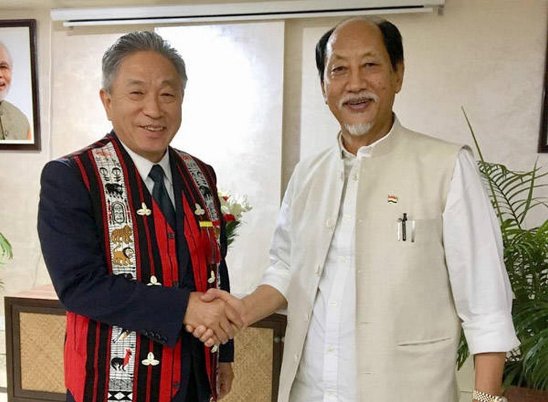 Nagaland Bamboo Development Agency (NBDA): Development of Bamboo in Nagaland - Sheet13