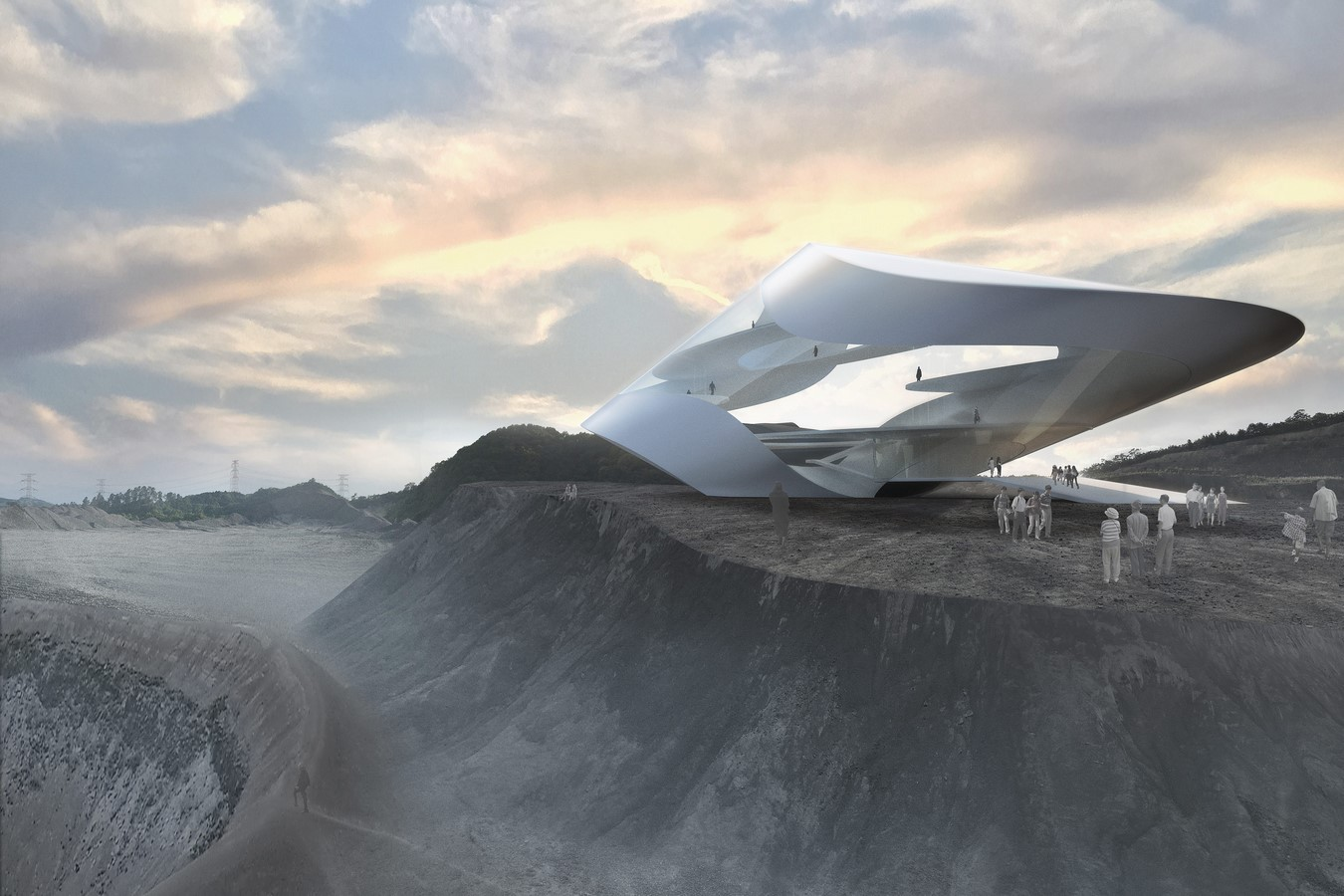 Growing relevance of architecture in Space - Sheet8