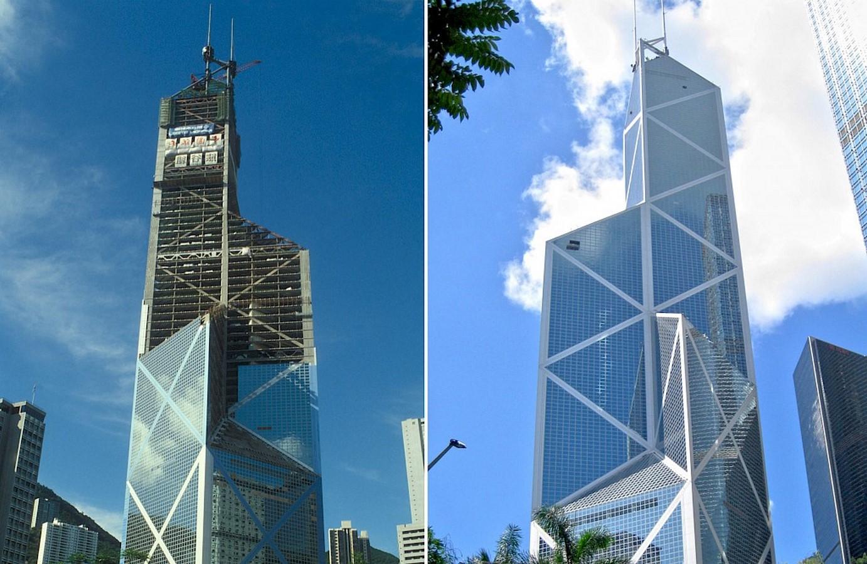 Bank of China Tower- Sheet1