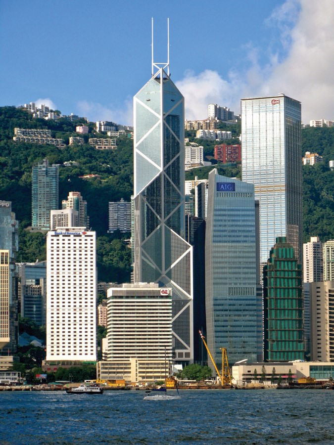 Bank of China Tower - Sheet2