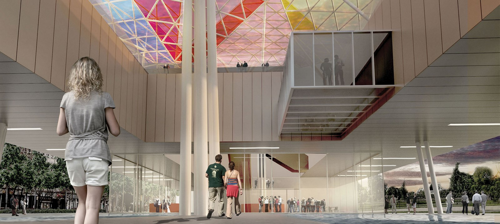 Bauhaus Museum Dessau - Sheet2