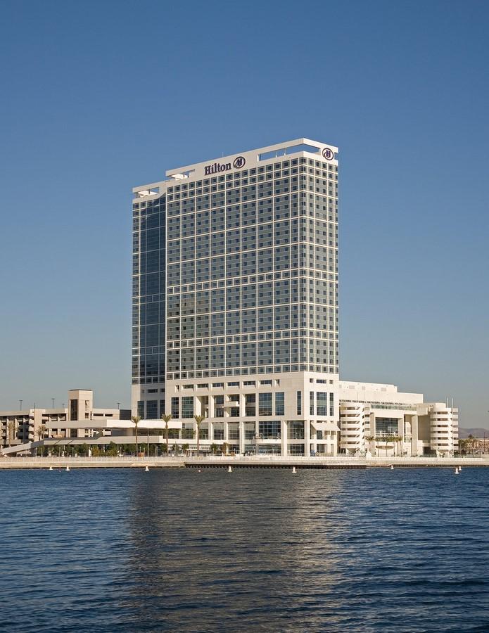 Hilton San Diego Bayfront Hotel- Sheet3