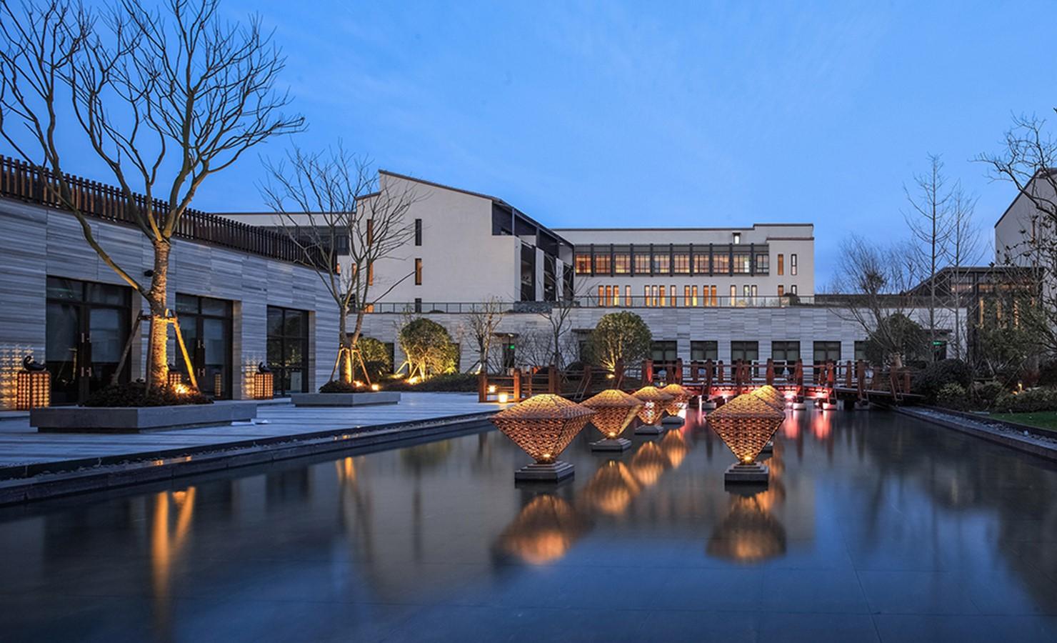 Hyatt Regency, Shanghai - Sheet1