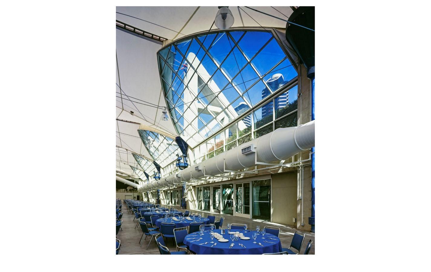 San Diego Convention Centre's Pavilion Enclosure - Sheet3