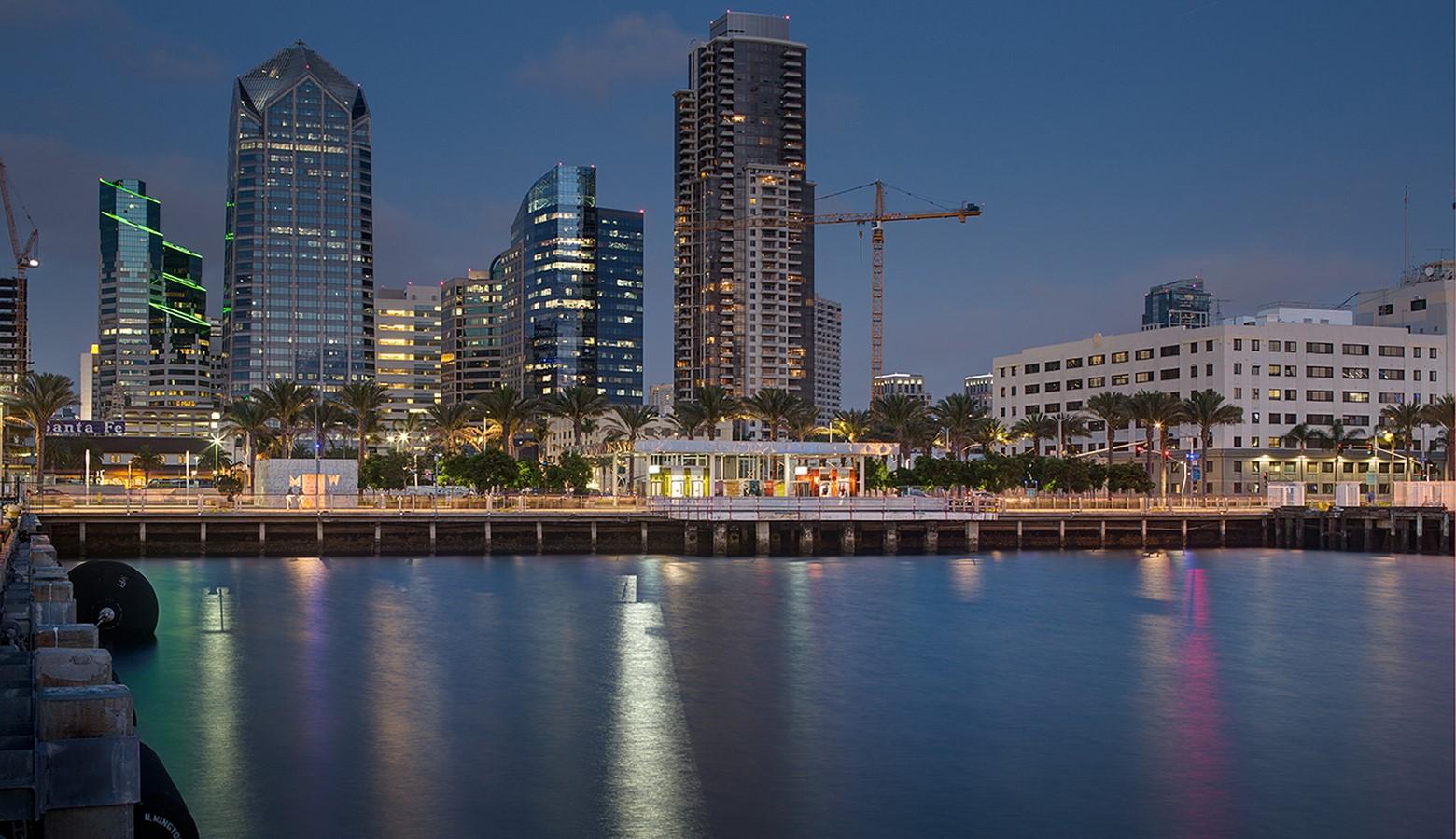 San Diego North Embarcadero Visionary Plan - Sheet1