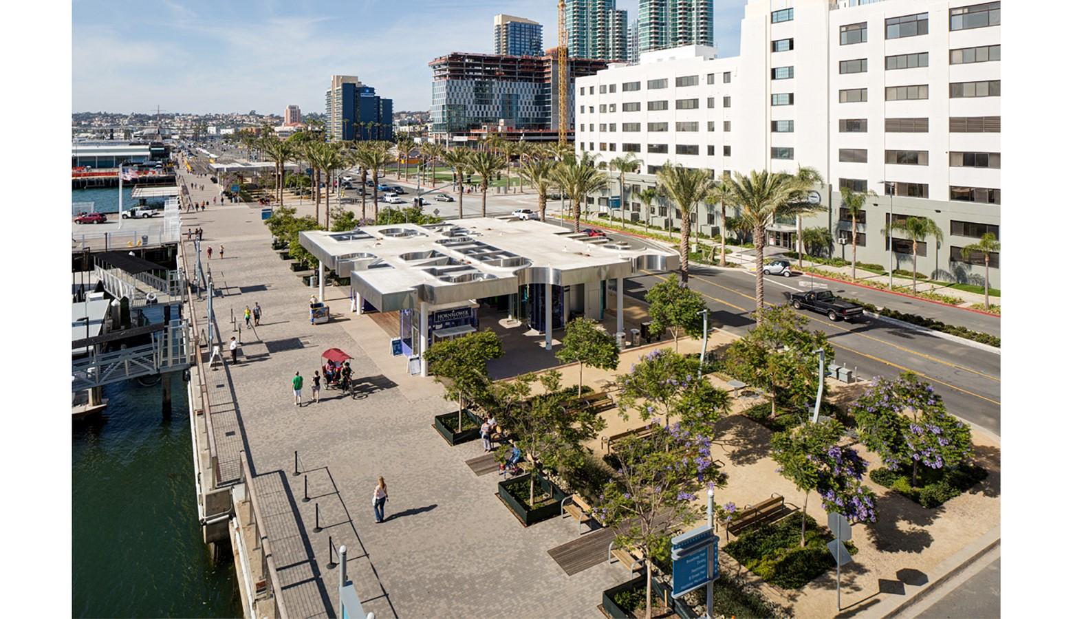 San Diego North Embarcadero Visionary Plan - Sheet2