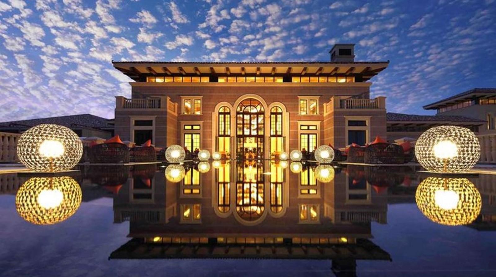 Wyndham Grand Resort, Sanya, China- Sheet1