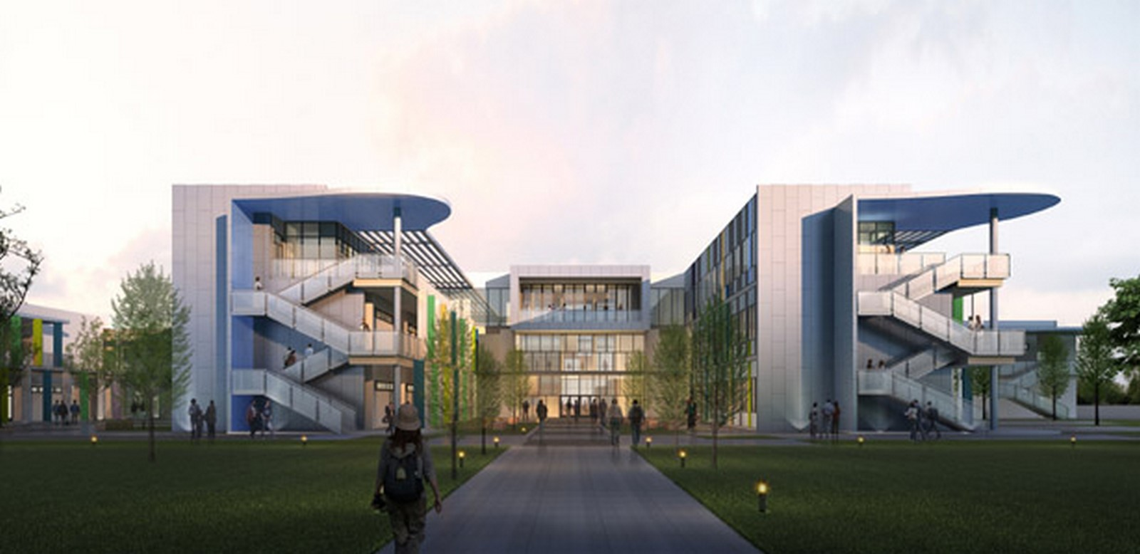 San Diego Mesa College Social & Behavioral Sciences Building- Sheet1