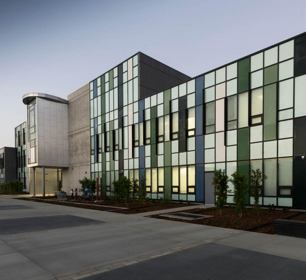 San Diego Mesa College Social & Behavioral Sciences Building - Sheet3
