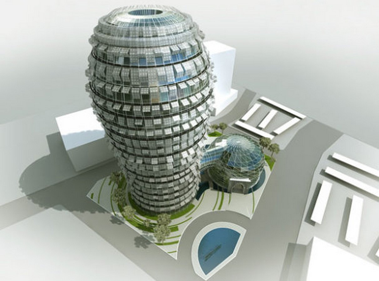 Biomimetic architecture as a step towards Sustainability - Sheet5