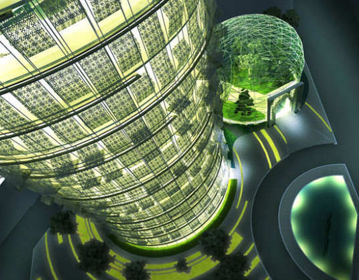Biomimetic architecture as a step towards Sustainability - Sheet6